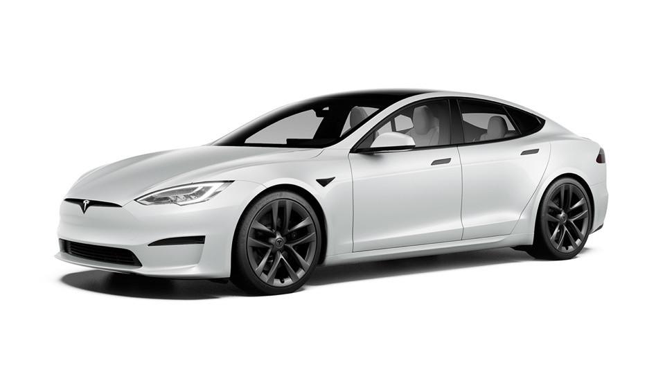 Meet Your Tesla Model S