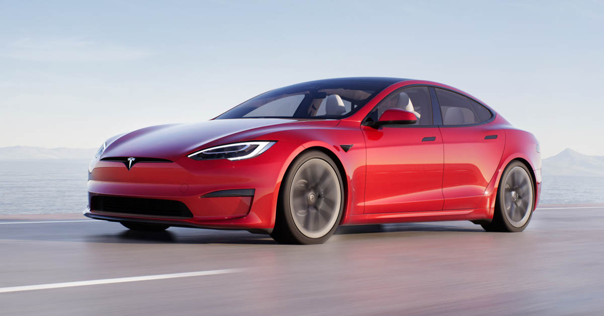 Electric Cars, Solar & Clean Energy | Tesla