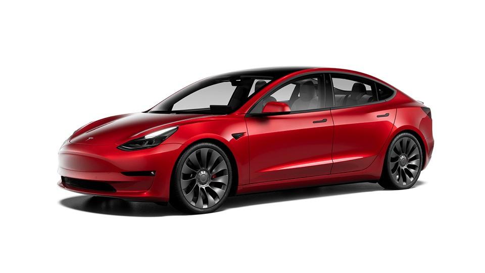 Meet Your Tesla Model 3