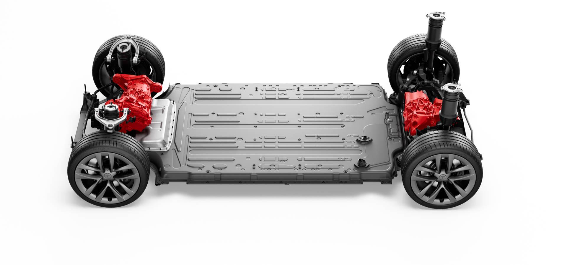 Model S Dual Motor All-Wheel Drive