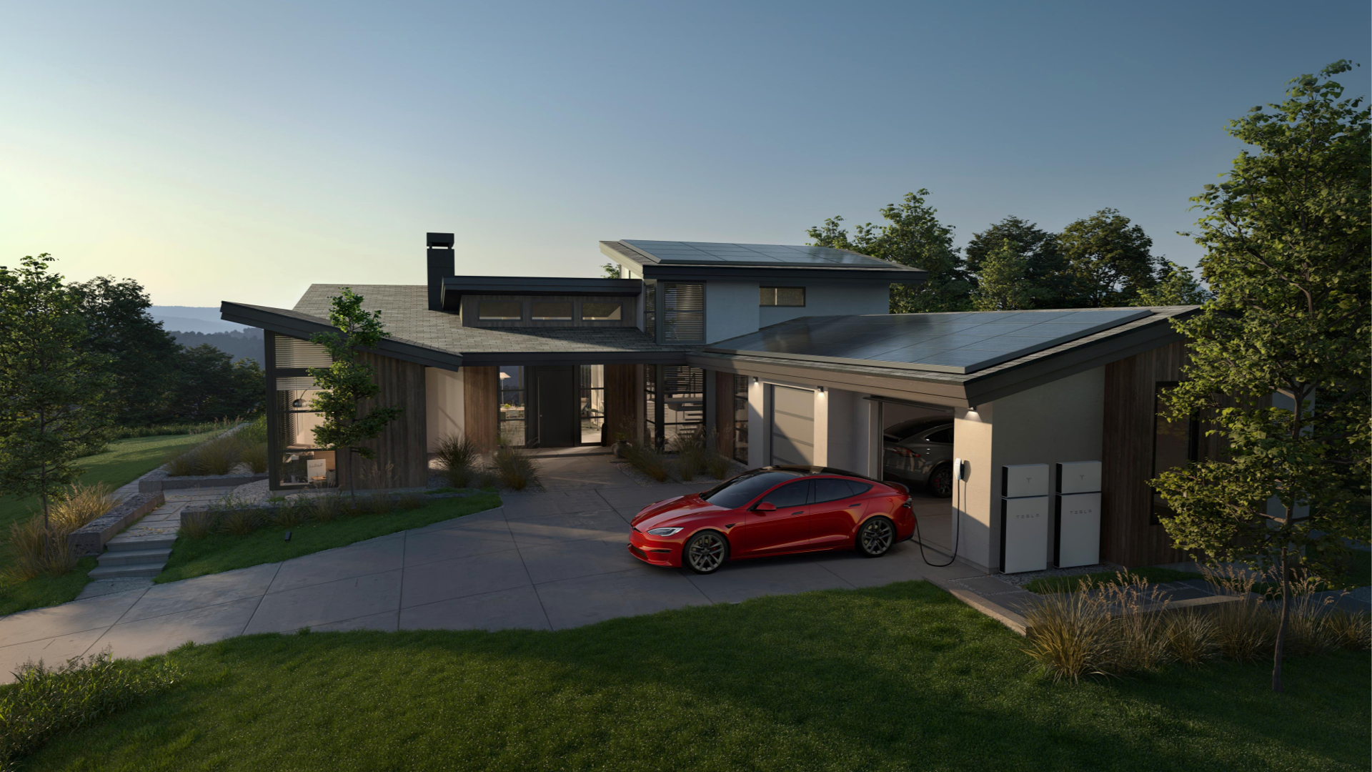 Tesla Home Energy System