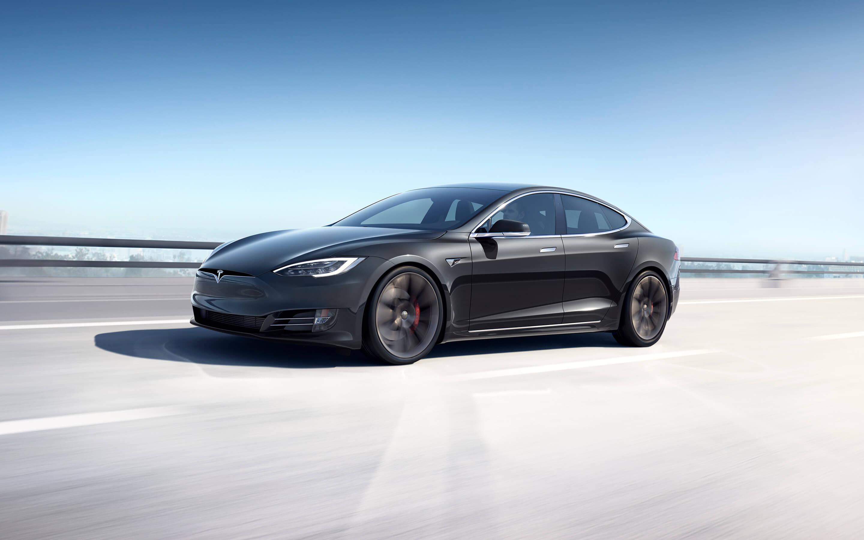 Black Model S