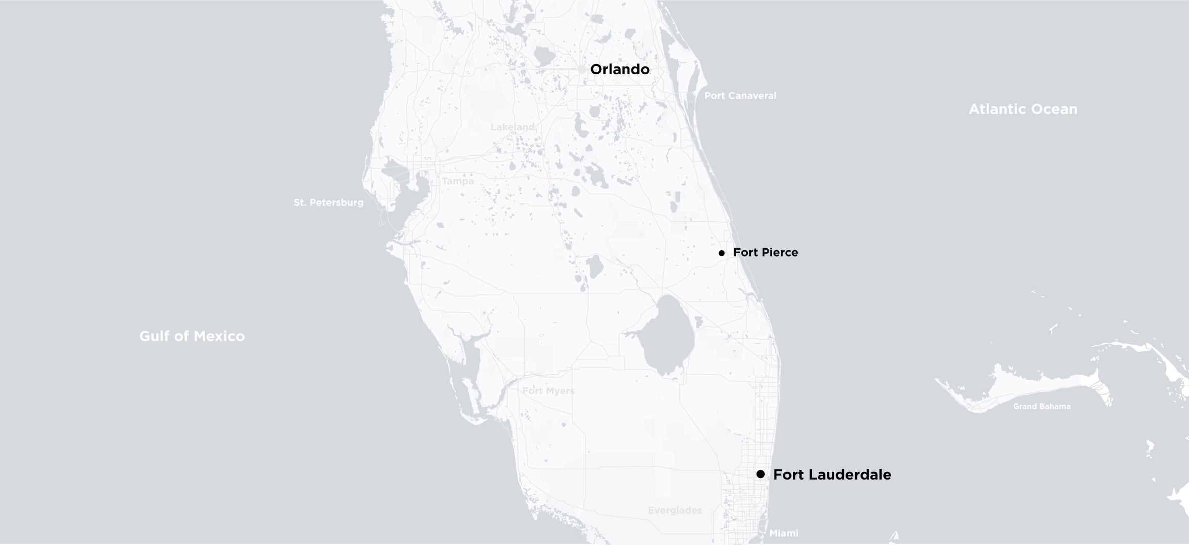 Fort Lauderdale to Orlando