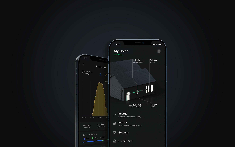 Tesla App Experience