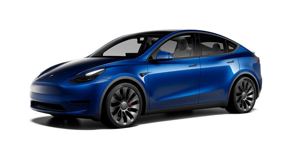 Meet Your Tesla Model Y