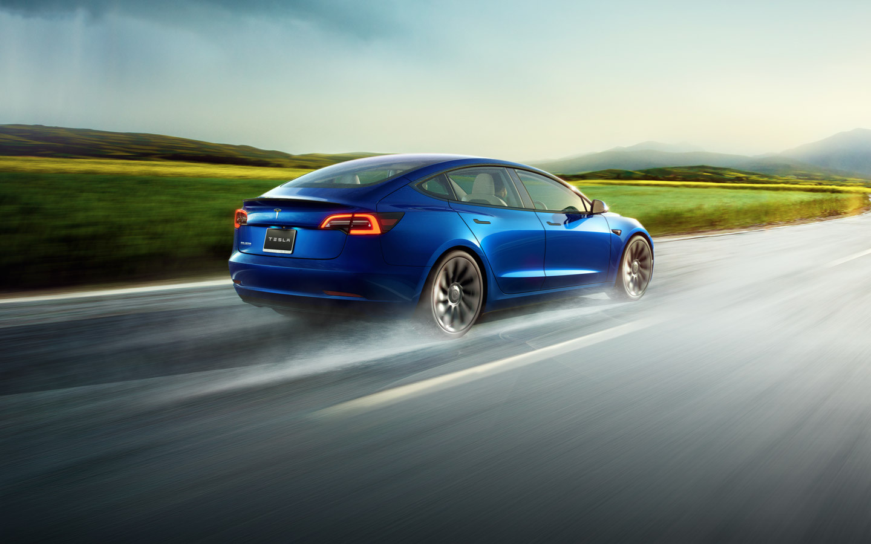 Model 3 AWD