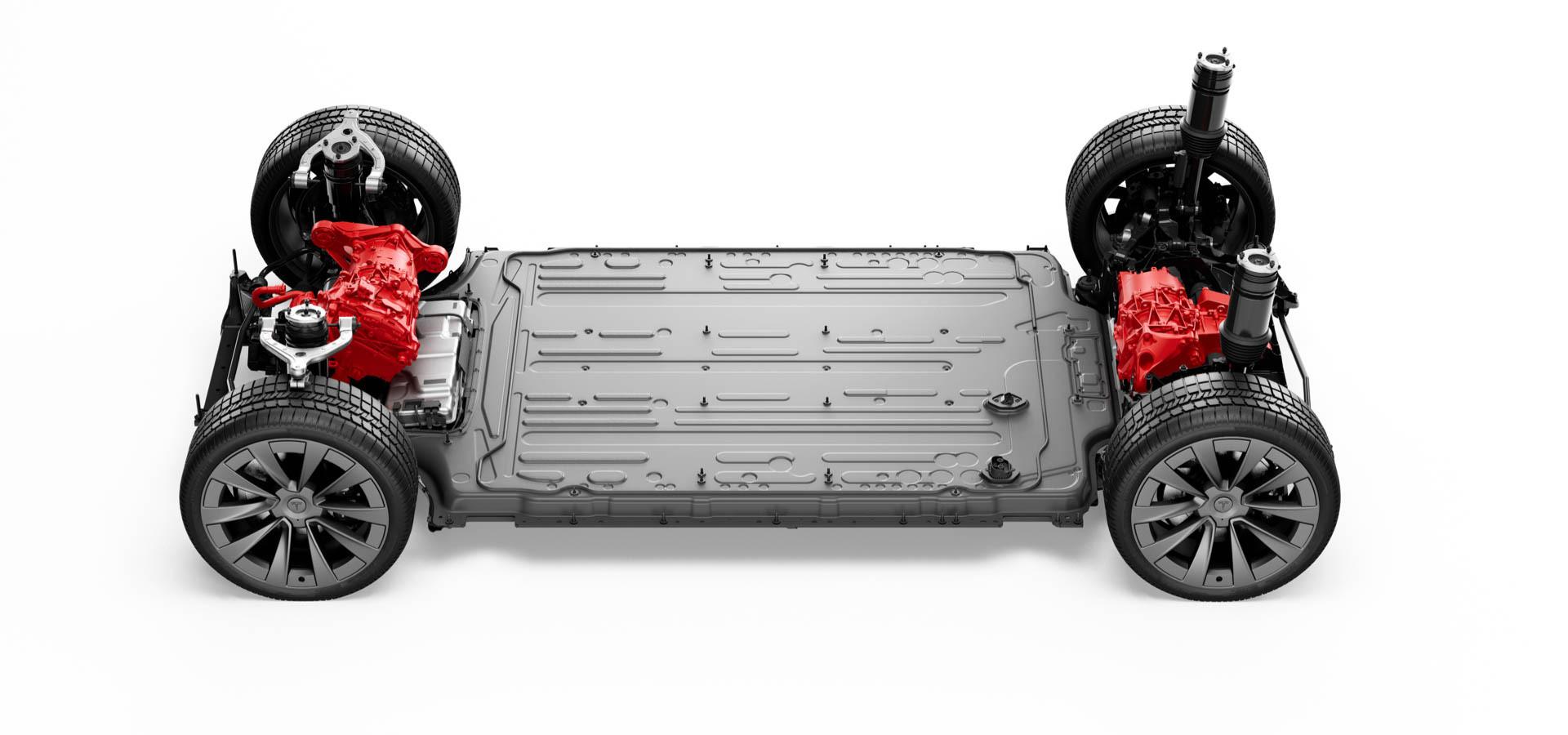 Model X Dual Motor All-Wheel Drive