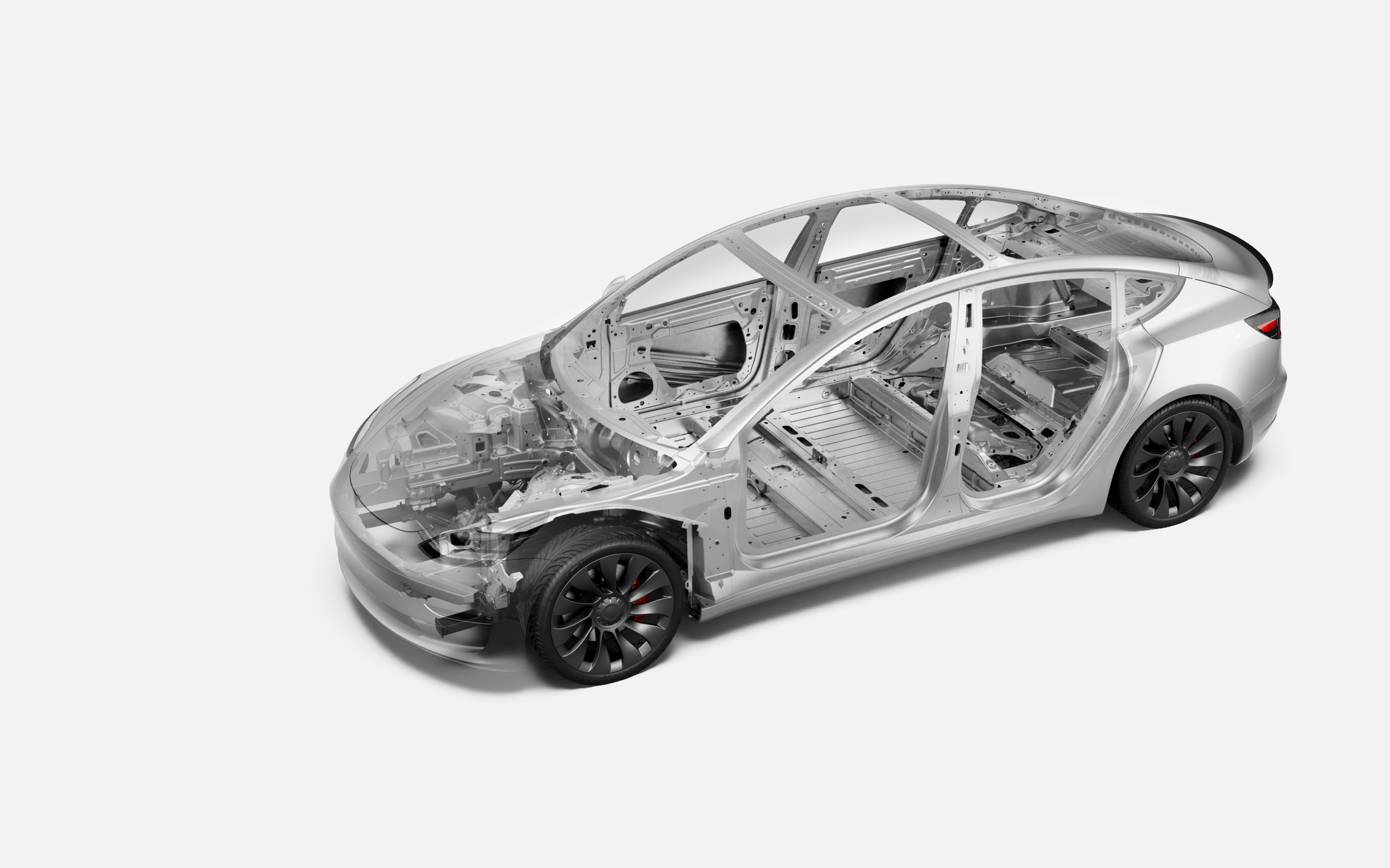 Model 3 safety image