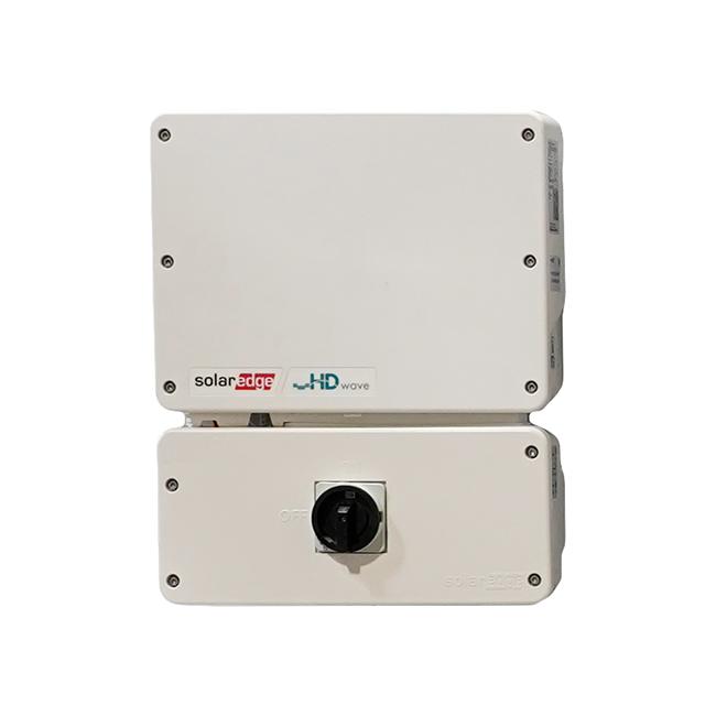 SolarEdge HD Wave with SetAPP